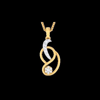 Laocadia Diamond Pendant
