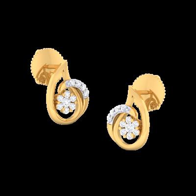 Laranca Diamond Earring