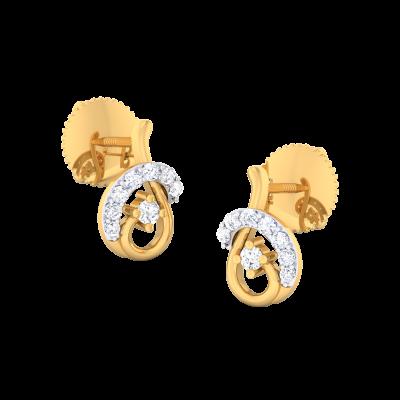 Laraene Diamond Earring