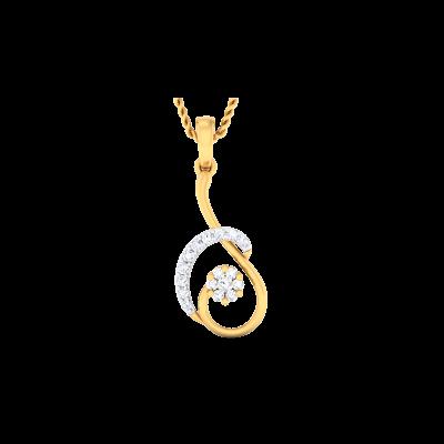 Laraene Diamond Pendant