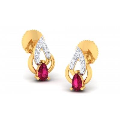 Imani Diamond Earring