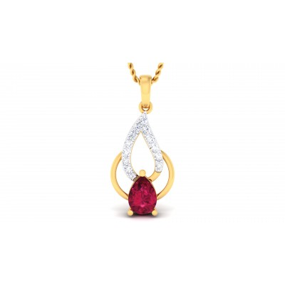 Imani Diamond Pendant