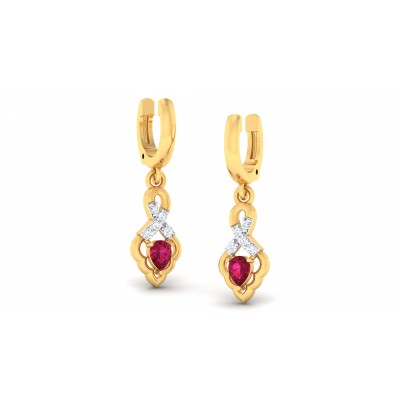 Nailah Diamond Earring