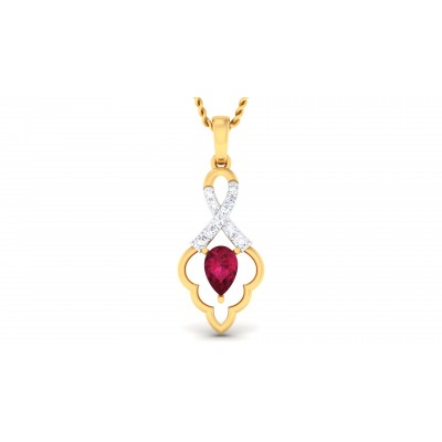 Nailah Diamond Pendant