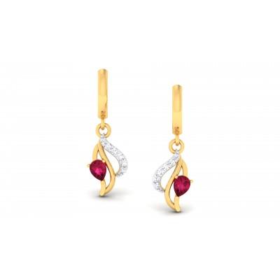 Bishara Diamond Earring