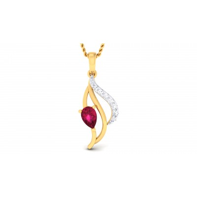 Bishara Diamond Pendant