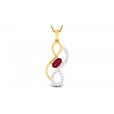 Bunme Diamond Pendant