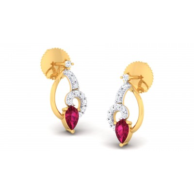 Bandele Diamond Earring