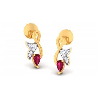 Banji Diamond Earring