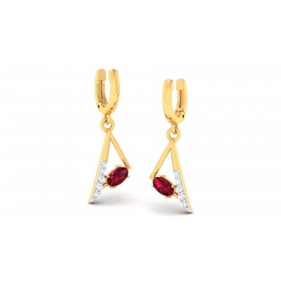 Chineye Diamond Earring