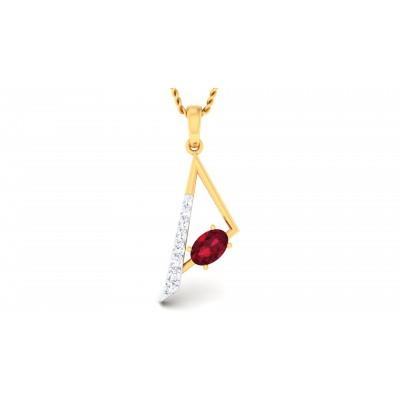 Chineye Diamond Pendant