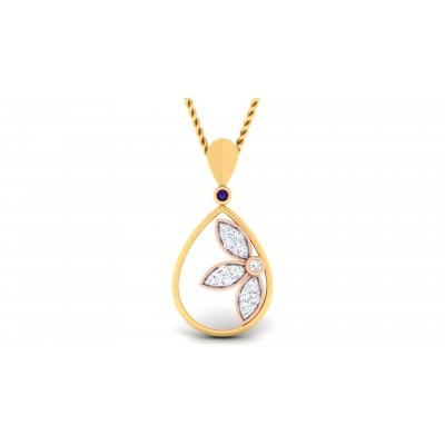 Rowina Diamond Pendant