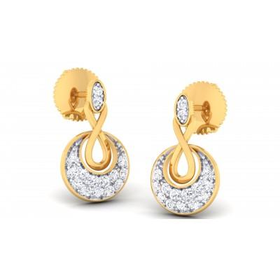 Rousseau Diamond Earring
