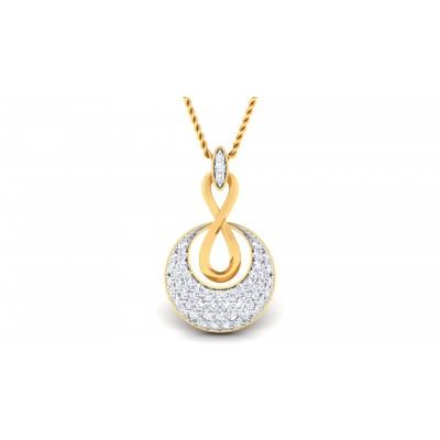 Rousseau Diamond Pendant