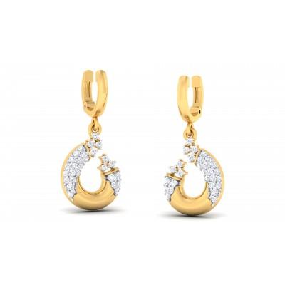 Ruaraidh Diamond Earring