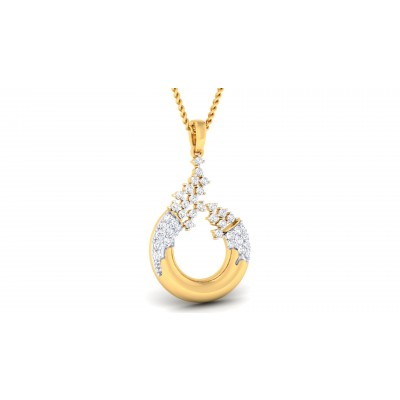 Ruaraidh Diamond Pendant