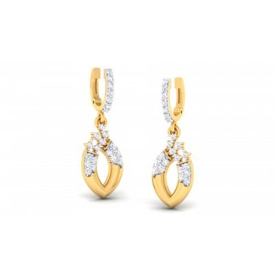 Rubetta Diamond Earring