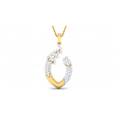 Rubetta Diamond Pendant