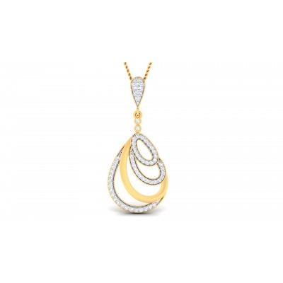 Rubyr Diamond Pendant