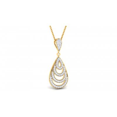 Rupetta Diamond Pendant