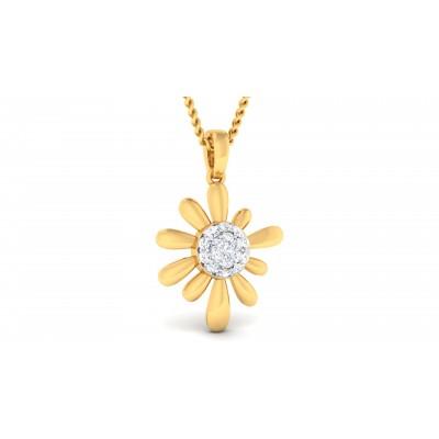 Ruriko Diamond Pendant