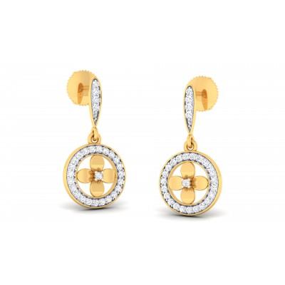 Ruthven Diamond Earring