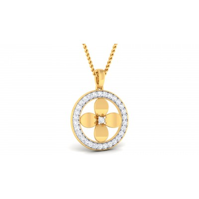 Ruthven Diamond Pendant