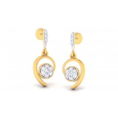 Ruzenka Diamond Earring