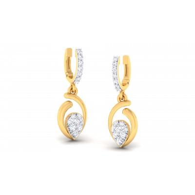 Ryckie Diamond Earring