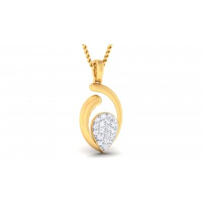Ryckie Diamond Pendant