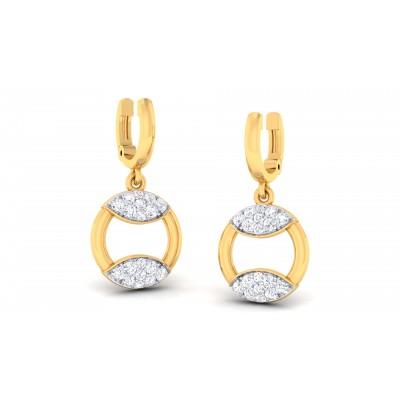 Ruri Diamond Earring