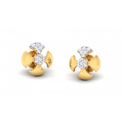 Ruma Diamond Earring