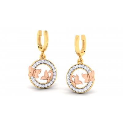 Ruelle Diamond Earring