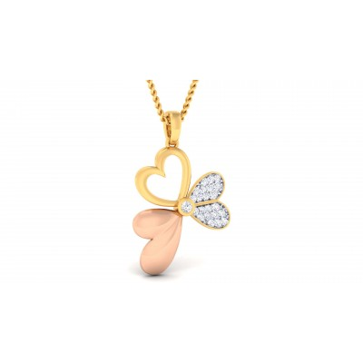Fayola Diamond Pendant