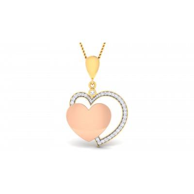 Fergie Diamond Pendant