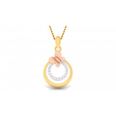 Fernande Diamond Pendant