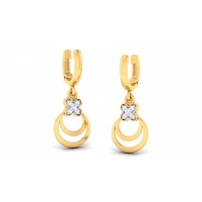 Fionnula Diamond Earring
