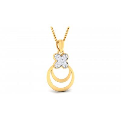 Fionnula Diamond Pendant