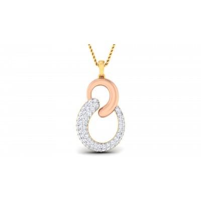 Fulvia Diamond Pendant