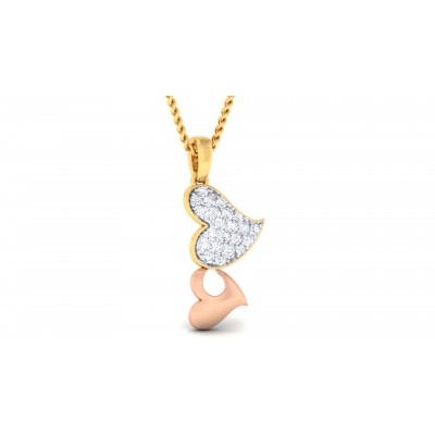 Fyodora Diamond Pendant