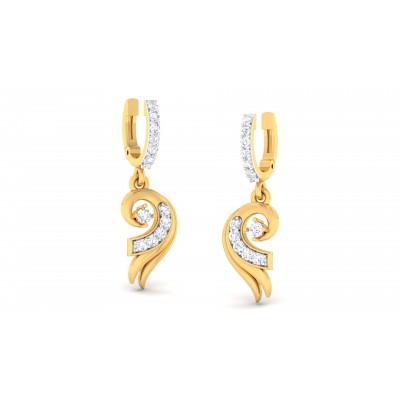 Fernanda Diamond Earring