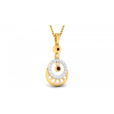 Frieda Diamond Pendant