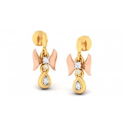 Fawn Diamond Earring