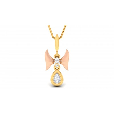 Fawn Diamond Pendant