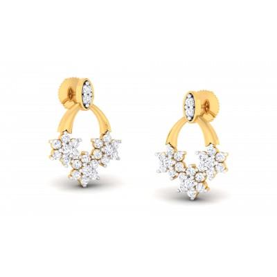Gorland Diamond Earring