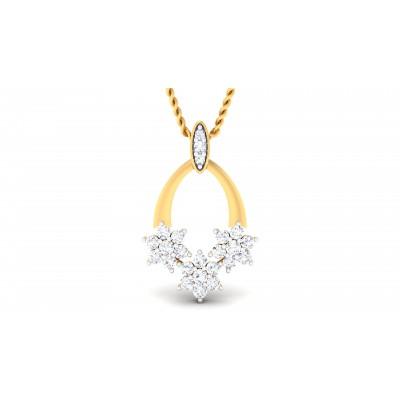 Gorland Diamond Pendant