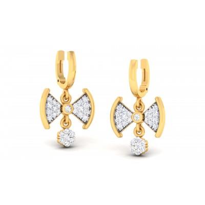 Giavanna Diamond Earring