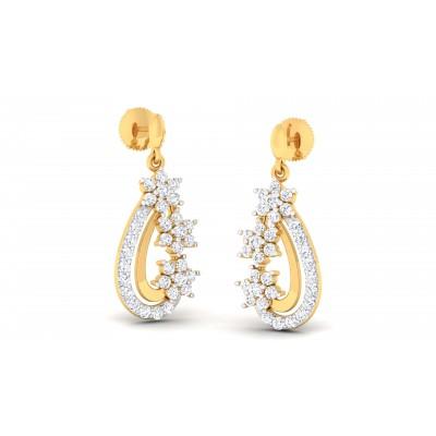Gilberte Diamond Earring