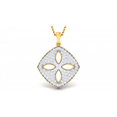 Gwyneth Diamond Pendant