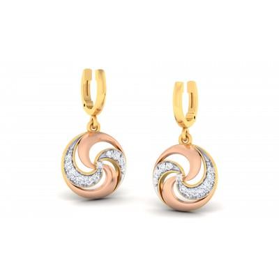 Grove Diamond Earring